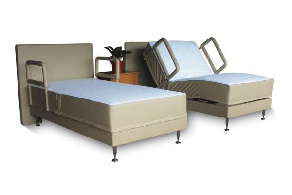 Slumberhigh Bed With Rails 1