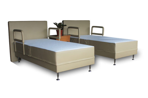Slumberhigh Bed With Rails 2