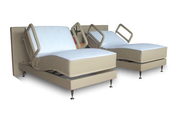 Slumberhigh Bed With Rails